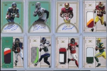 2015 Topps Definitive