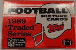 1989 Topps Traded Series Complete Set