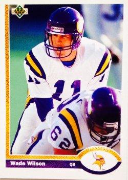 1991 Upper Deck  Wade Wilson #219