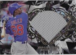 2015 Topps Tribute Diamond Cuts Jerseys Black Soler