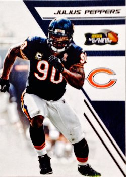 2012 Panini POTD Julius Peppers