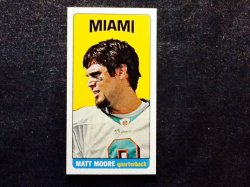 2012 Topps 1957 Throwback  Matt Moore #112