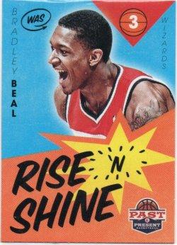2012-13 Panini Past and Present Beal, Bradley - Rise N Shine