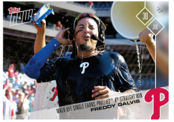 2017 Topps Now Freddy Galvis