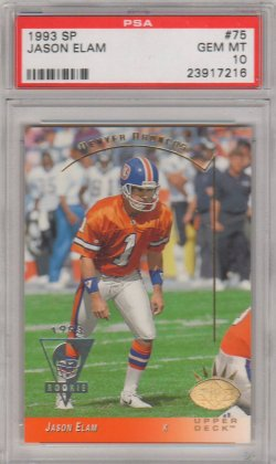 1993  SP Jason Elam