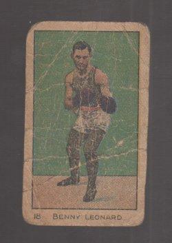 1920   benny leonard