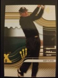 2012 Upper Deck SP Authentic  Gary Player
