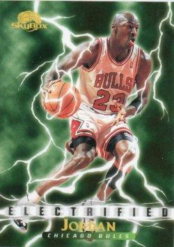 1995-96 Skybox Premium Jordan, Michael