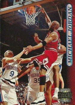1997 Topps Stadium Club Michael Jordan