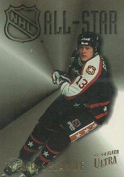 1993/94 Fleer Ultra All-Stars Selanne