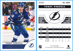2013-14 Panini Score Teddy Purcell