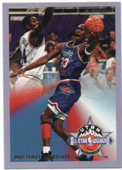 1993-94 Fleer  Jordan, Michael - All-Stars