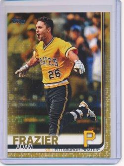 Adam Frazier 2019 Topps Gold /2019