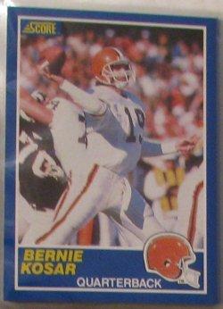 1989 Score  #9 - Bernie Kosar