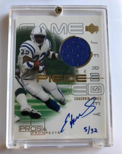 2000 Upper Deck Pros & Prospects
