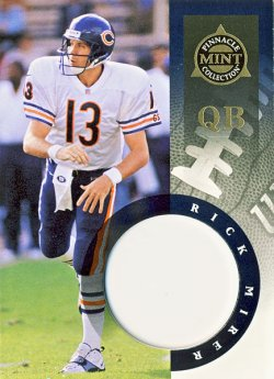 1998  Pinnacle Mint Rick Mirer DC