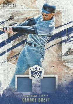 2019 Panini Diamond Kings DK Materials Holo Gold