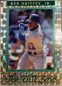 1992 Donruss  Ken Griffey Jr elite series