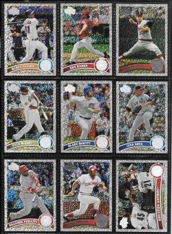 2011 Topps Topps Diamond Anniversary Ruben Tejada, Dan Haren, Nolan Ryan (SP), Kyle Blanks, Blake DeWitt, Ivan Nova, Brandon Phillips, Joe Morgan (SP), Houston Astros (TC)