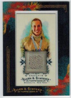 2009 Topps Allen & Ginter Relic Mariel Zagunis