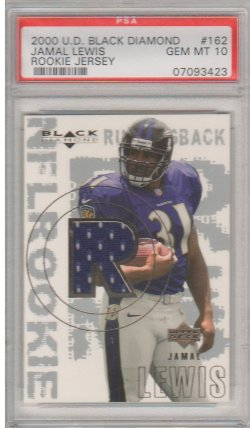 2000  U.D. Black Diamond Jamal Lewis