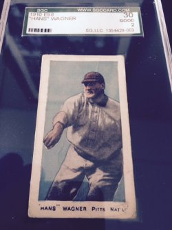 1910  E98 Set of 30 Honus Wagner