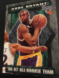 1997  Score Board All-Rookie Team KOBE BRYANT #83  LA Lakers SlamDunk Champion G