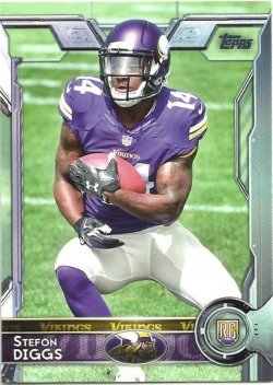 2015 Diggs Topps