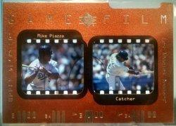 1997 Upper Deck SP Mike Piazza game film