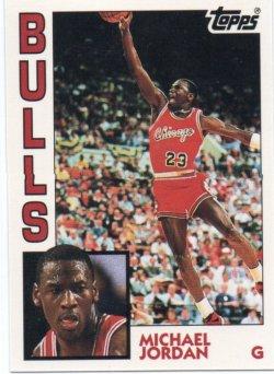 1992-93 Topps Archives Jordan, Michael