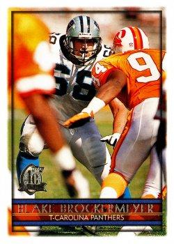 1996  Topps Blake Brockermeyer