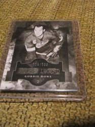 2012 Upper Deck Artifacts Gordie Howe