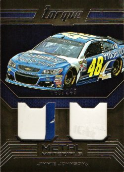 2016 Panini Torque Jimmie Johnson
