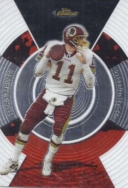 2005 Topps Finest Patrick Ramsey
