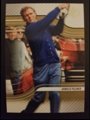 2012 Upper Deck SP Authentic  Arnold Palmer