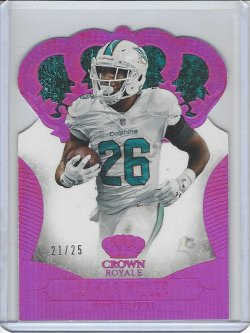 2013 Crown Royale Red Holofoil #55 Lamar Miller