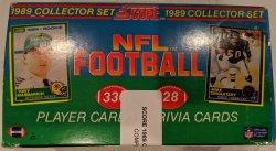 1989 Score  Complete Set