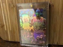 1991-92 Upper Deck  Michael Jordan - MVP Holo