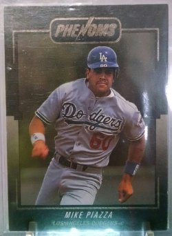 1992 Donruss  Mike Piazza Phenoms