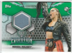 2019  Topps Womens Division Ronda Rousey