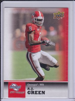 A.J. Green 2011 Sweet Spot RC
