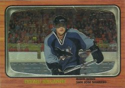 2002/03 Topps Heritage Chrome Parallel Selanne