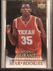 2007-08 Upper Deck Upper Deck First Edition #202 Kevin Durant RC