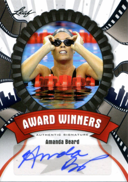 2012  Pop Century Award Winners Auto Amanda Beard