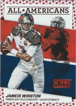 2016 Panini Score All Americans Red Jameis Winston