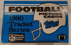 1990 Topps Traded Series Complete Set