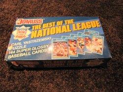 1990 Donruss Best of National League Complete Set