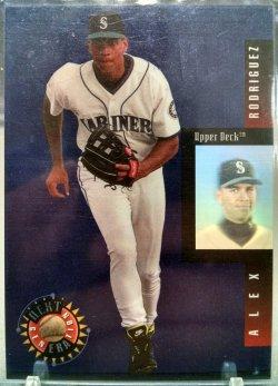 1994 Upper Deck  Alex Rodriguez generation next era