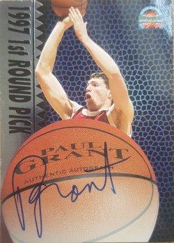 1997  ScoreBoard Paul Grant Rc Auto