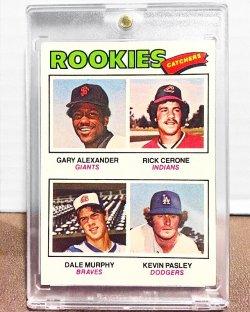 1977 Topps  Dale Murphy